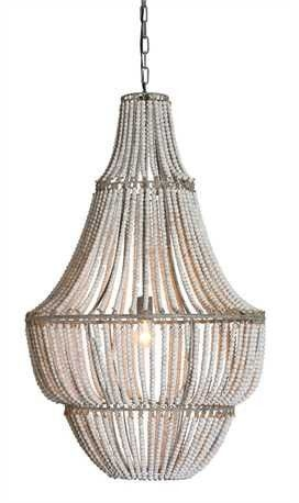 Best 25 Beaded Chandelier Ideas Only On Pinterest Bead Within Turquoise Beads Sixlight Chandeliers (View 17 of 25)
