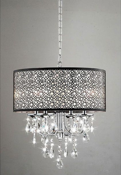 Best 25 Bedroom Chandeliers Ideas Only On Pinterest Master Intended For Chandelier Night Stand Lamps (Image 12 of 25)