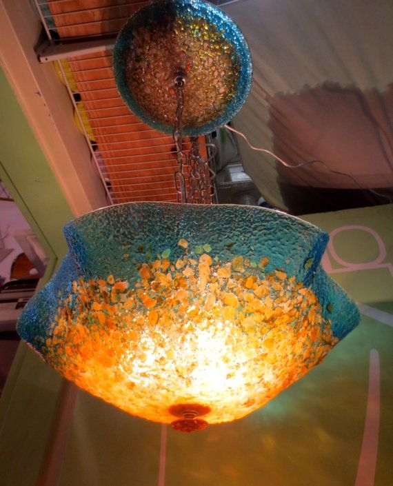 Best 25 Blown Glass Chandelier Ideas On Pinterest Blown Glass Inside Turquoise Blown Glass Chandeliers (View 23 of 25)