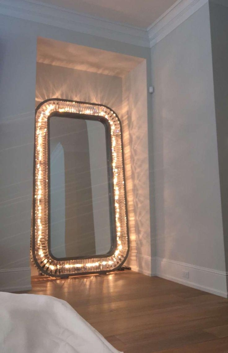 Best 25+ Body Mirror Ideas On Pinterest | Small Full Length Intended For Glitter Wall Mirror (Image 5 of 20)