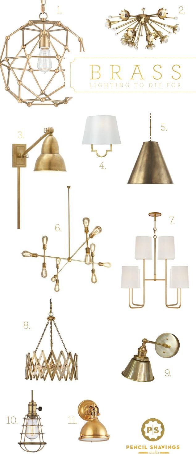 Best 25 Brass Chandelier Ideas Only On Pinterest Modern Within Modern Bathroom Chandelier Lighting (Image 14 of 25)