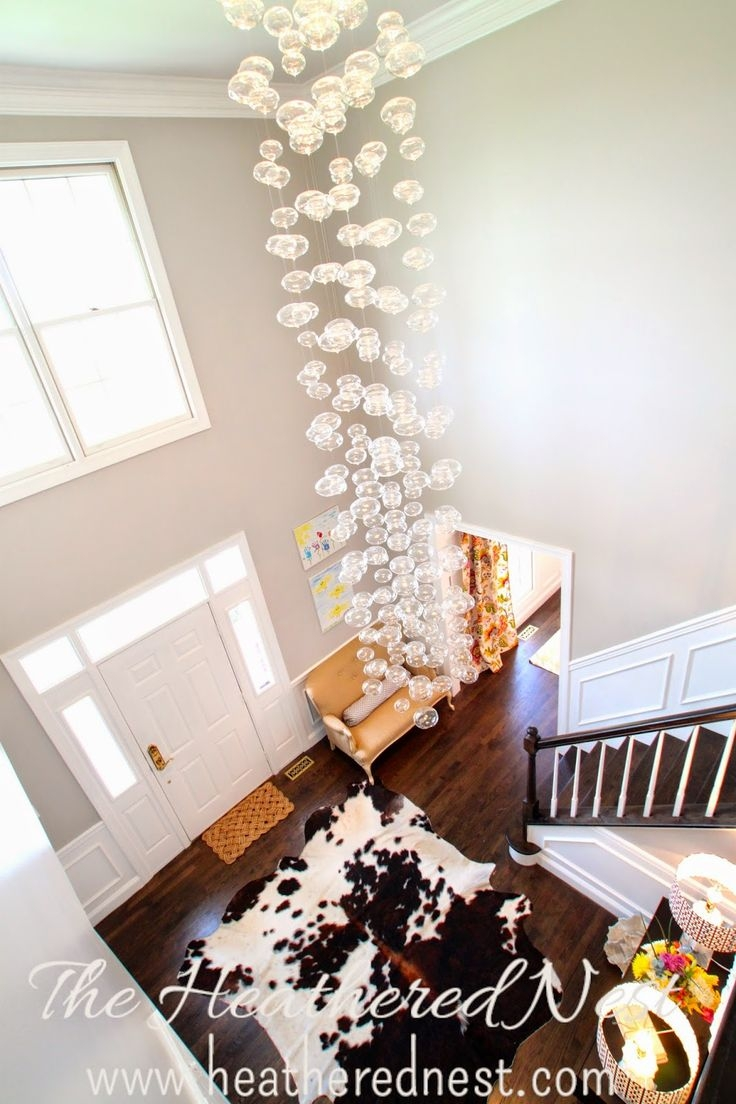 Best 25 Bubble Chandelier Ideas On Pinterest Chandelier Ideas Inside Turquoise Bubble Chandeliers (Image 7 of 25)