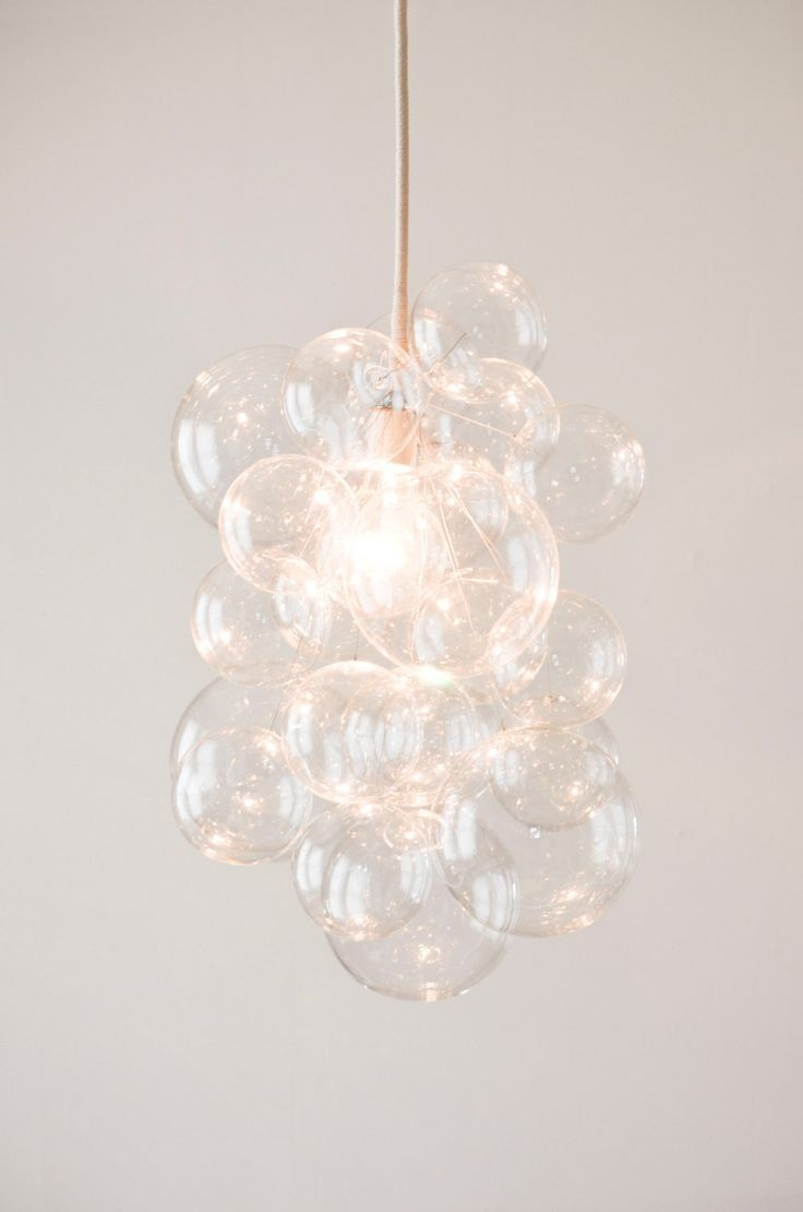 Best 25 Bubble Chandelier Ideas On Pinterest Chandelier Ideas Inside Turquoise Bubble Chandeliers (Image 6 of 25)
