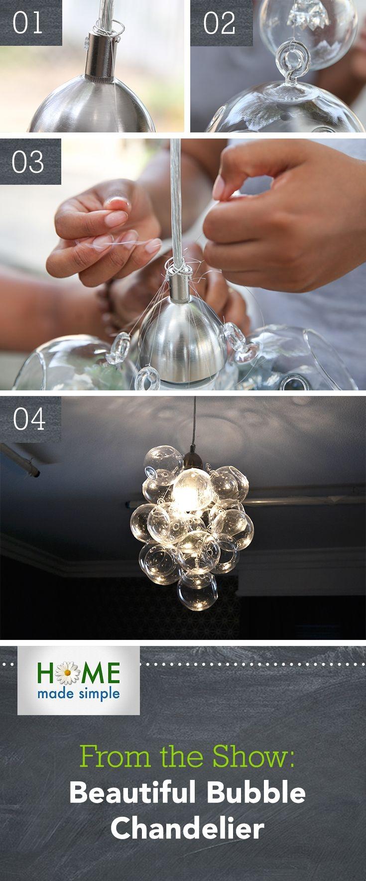 Best 25 Bubble Chandelier Ideas On Pinterest Chandelier Ideas Within Turquoise Bubble Chandeliers (Image 9 of 25)