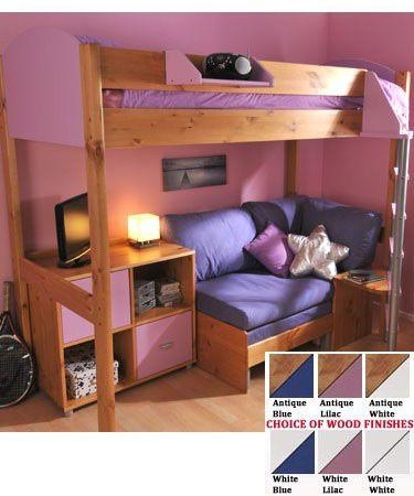 Best 25+ Bunk Beds Uk Ideas On Pinterest | Childrens Bedroom For Bunk Bed With Sofas Underneath (Image 3 of 20)