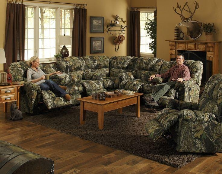 25 Best Ideas About Camo Rooms On Pinterest: Camo Reclining Sofas