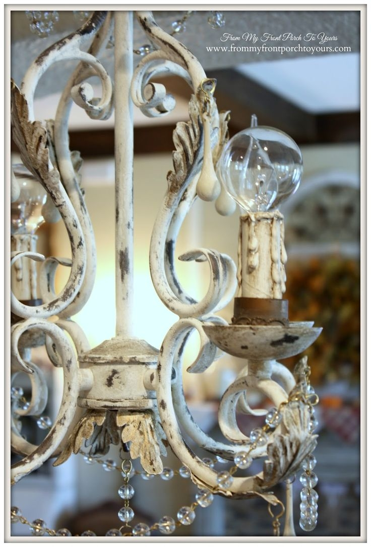 Best 25 Chandelier Makeover Ideas On Pinterest Brass Chandelier With Metal Ball Candle Chandeliers (Image 6 of 25)