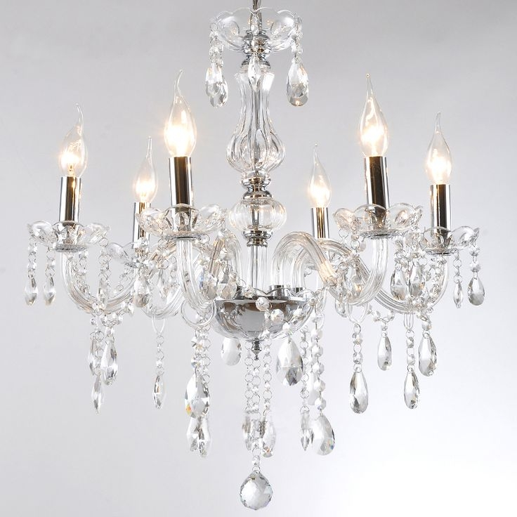 Best 25 Cheap Chandelier Ideas On Pinterest Diy Light Fixtures In Faux Crystal Chandelier Table Lamps (Image 8 of 25)