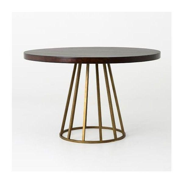 Best 25+ Circular Dining Table Ideas Only On Pinterest | Round Pertaining To Circular Dining Tables (Image 10 of 20)