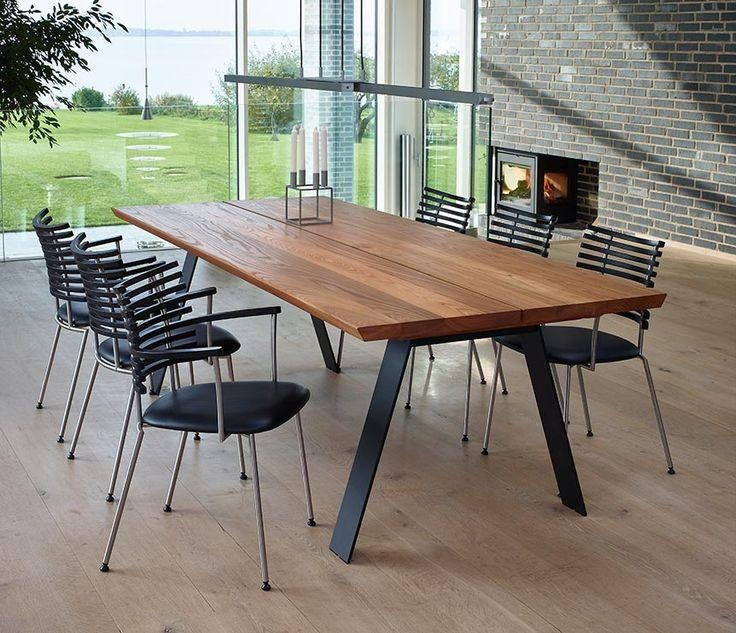 Best 25+ Contemporary Outdoor Dining Tables Ideas Only On Inside Danish Dining Tables (View 14 of 20)