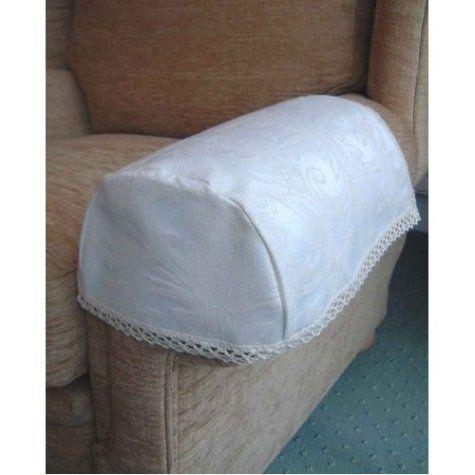 Best 25+ Couch Arm Covers Ideas On Pinterest | Granny Love Regarding Arm Protectors For Sofas (Image 6 of 20)
