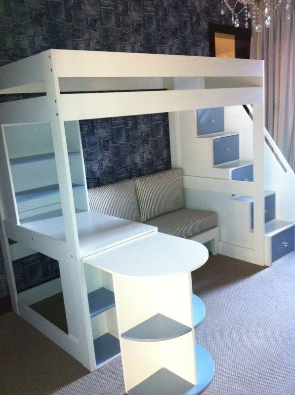 Best 25+ Couch Bunk Beds Ideas On Pinterest | Bunk Bed With Desk In Bunk Bed With Sofas Underneath (Image 5 of 20)