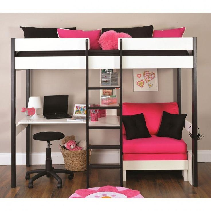 20 Best Collection Of Bunk Bed With Sofas Underneath