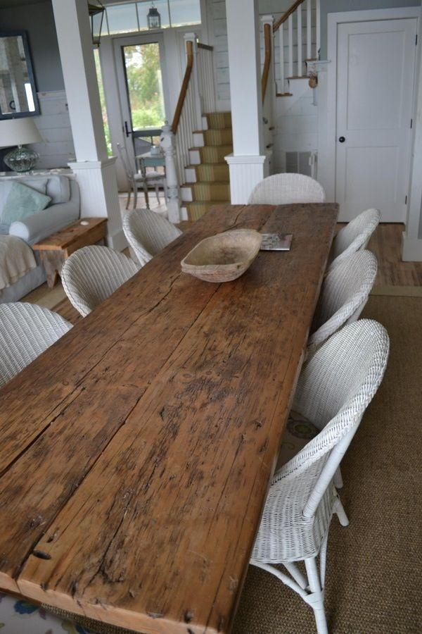 Best 25+ Couch Dining Table Ideas On Pinterest | Kitchen Table In Thin Long Dining Tables (Photo 16 of 20)