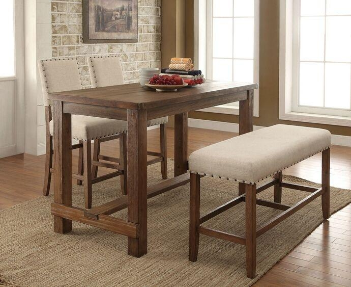 Best 25+ Counter Height Table Ideas On Pinterest | Bar Height With Dining Table Sets For  (Image 4 of 20)