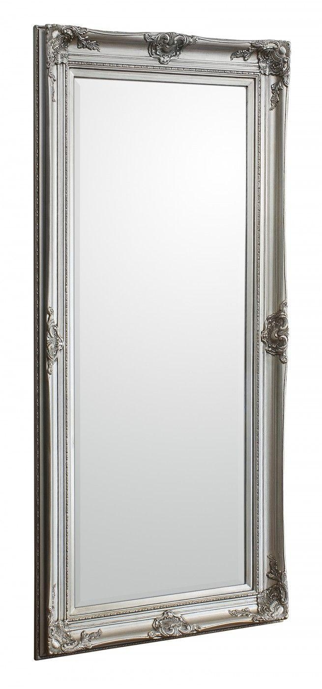 Best 25+ Cream Full Length Mirrors Ideas On Pinterest | Neutral Intended For Baroque Mirror Silver (Image 7 of 20)
