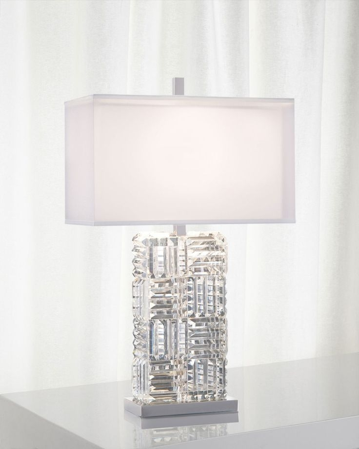 Best 25 Crystal Lamps Ideas On Pinterest Crystal Decor Bling In Faux Crystal Chandelier Table Lamps (Image 9 of 25)