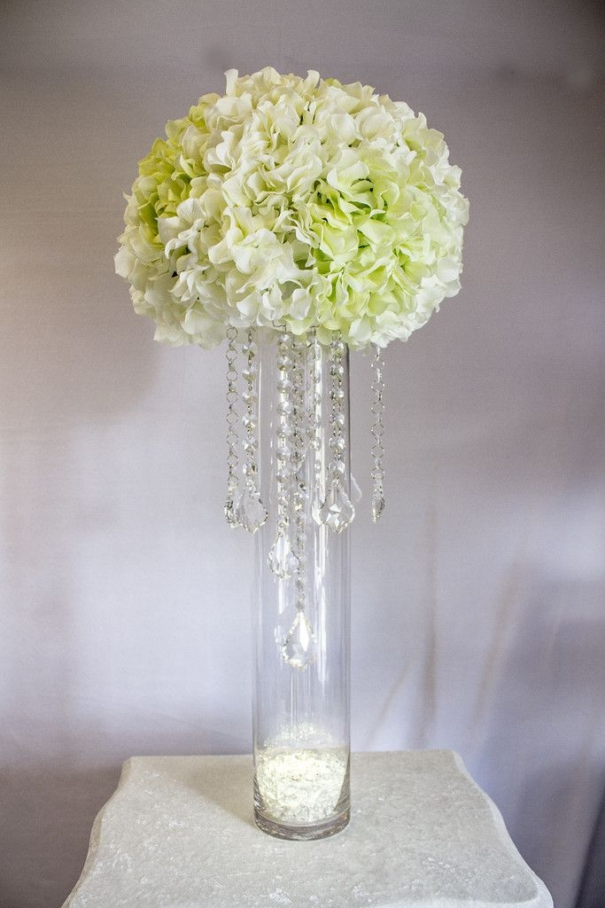 Best 25 Crystal Wedding Centerpieces Ideas On Pinterest Crystal Regarding Faux Crystal Chandelier Centerpieces (Image 8 of 25)