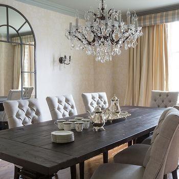 Best 25+ Dark Wood Dining Table Ideas On Pinterest | Dark Table In Dark Wooden Dining Tables (View 14 of 20)