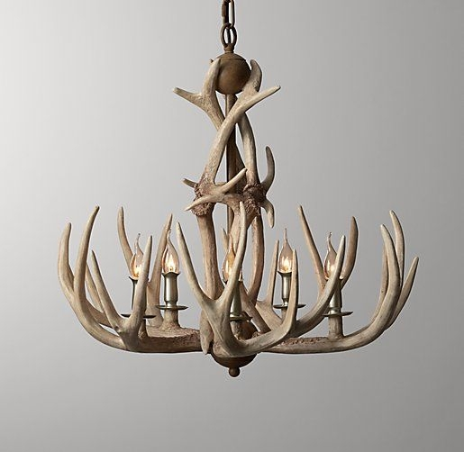 Best 25 Deer Antler Chandelier Ideas On Pinterest Antler Inside Turquoise Antler Chandeliers (Image 16 of 25)