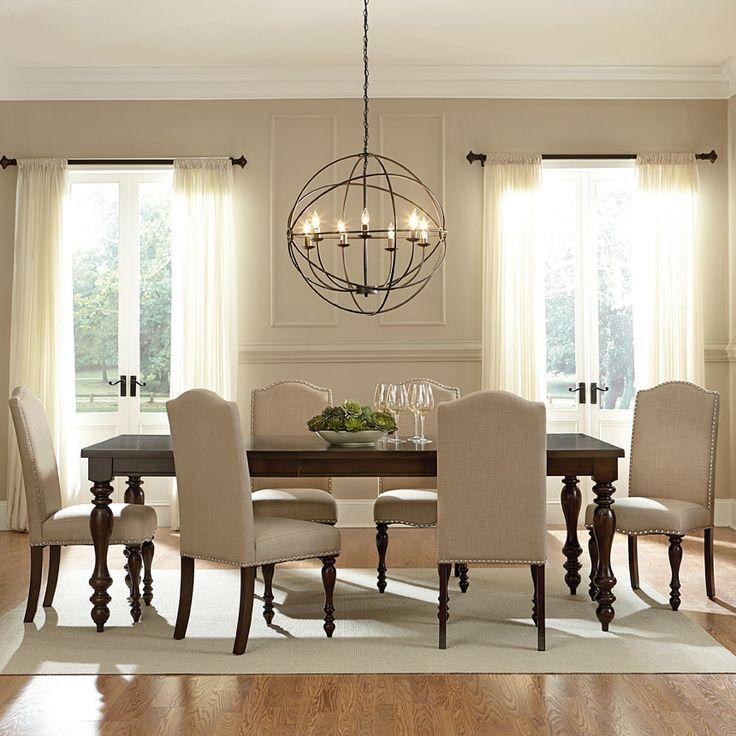 Best 25+ Dining Room Light Fixtures Ideas Only On Pinterest Intended For Lighting For Dining Tables (View 11 of 20)