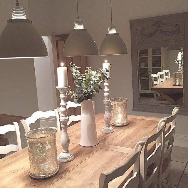 Best 25+ Dining Table Lighting Ideas On Pinterest | Dining Pertaining To Lights For Dining Tables (Image 5 of 20)
