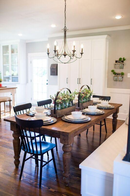 Best 25+ Dining Table Lighting Ideas On Pinterest | Dining Throughout Lighting For Dining Tables (Image 9 of 20)