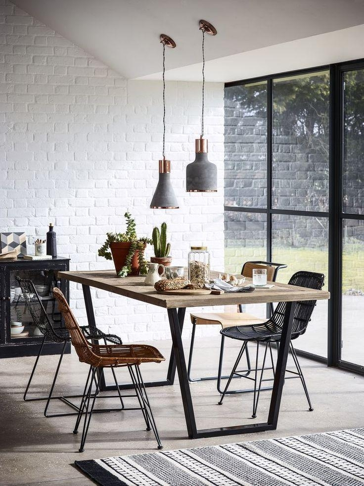 Best 25+ Dining Table Lighting Ideas On Pinterest   Dining With Regard To Lighting For Dining Tables (View 18 of 20)