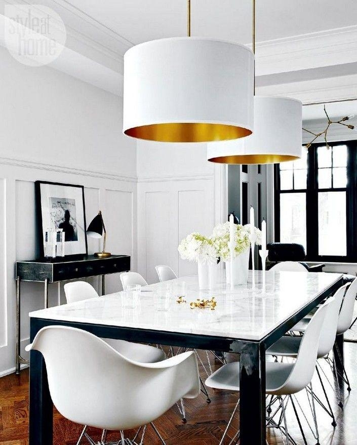 Best 25+ Dining Table Lighting Ideas On Pinterest | Dining With Regard To Lighting For Dining Tables (View 6 of 20)