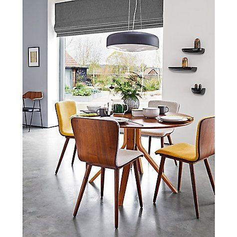 Best 25+ Dining Table Online Ideas On Pinterest | Yellow Table Pertaining To 6 Seat Round Dining Tables (Image 6 of 20)