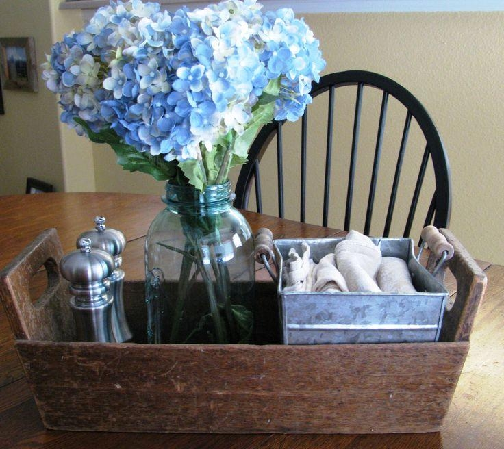 Best 25+ Dinning Table Centerpiece Ideas On Pinterest | Dining Inside Artificial Floral Arrangements For Dining Tables (Image 11 of 20)