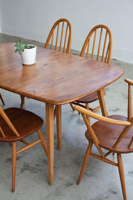 Best 25+ Ercol Dining Table Ideas On Pinterest | Ercol Table Intended For Beech Dining Tables And Chairs (View 12 of 20)