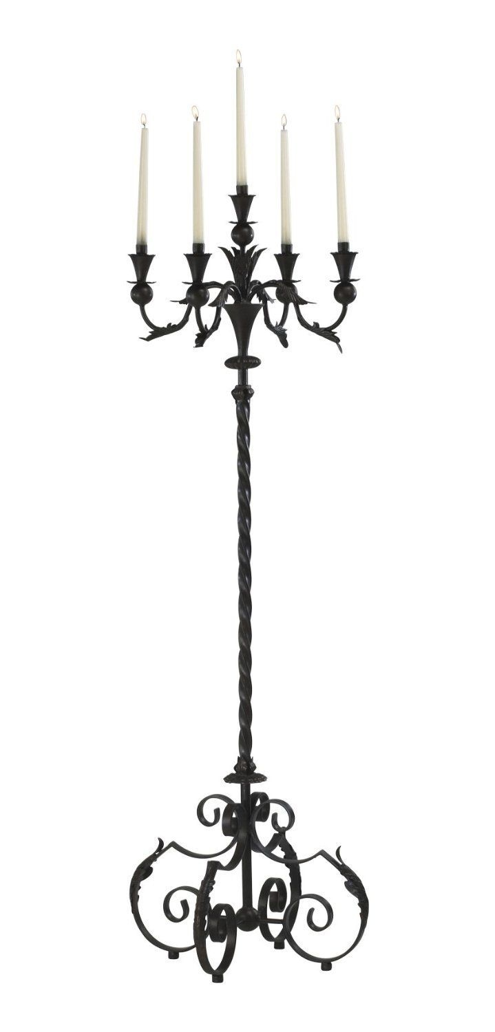 Best 25 Floor Candelabra Ideas On Pinterest Halloween In Standing Chandeliers (View 14 of 25)
