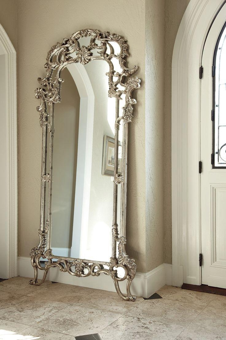 Best 25+ Floor Mirrors Ideas On Pinterest | Large Floor Mirrors Pertaining To Ornate Floor Mirrors (View 2 of 20)