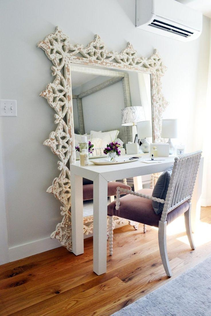 Best 25+ Floor Mirrors Ideas On Pinterest | Large Floor Mirrors With Regard To White Baroque Floor Mirror (Image 12 of 20)