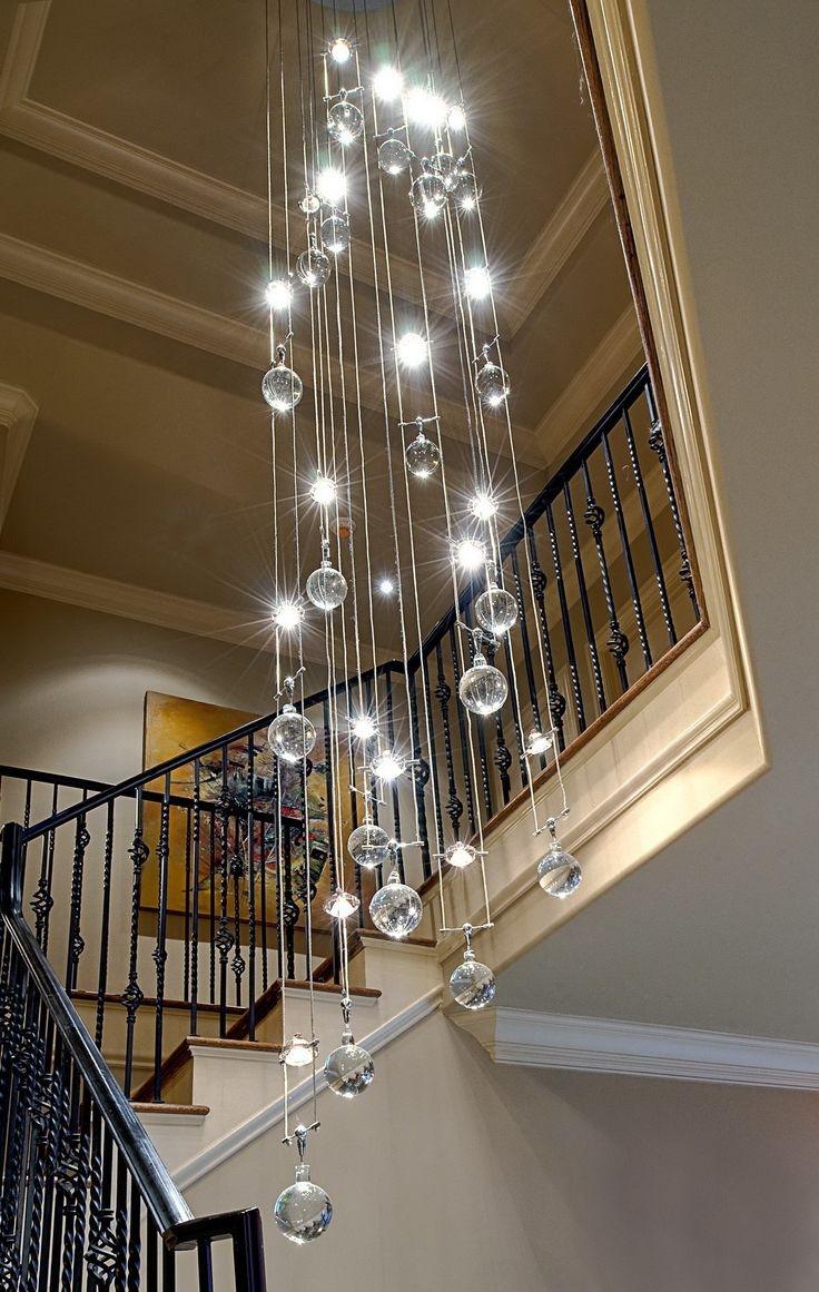Best 25 Foyer Chandelier Ideas On Pinterest Entryway Chandelier Within Hallway Chandeliers (Image 3 of 25)