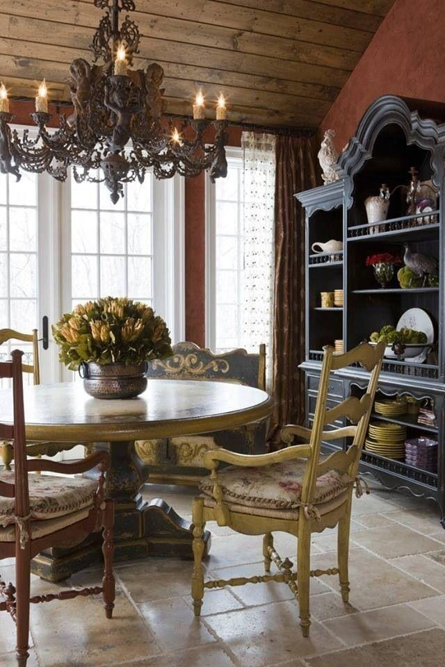 Best 25+ French Country Dining Ideas On Pinterest | French Country Throughout French Country Dining Tables (Image 4 of 20)
