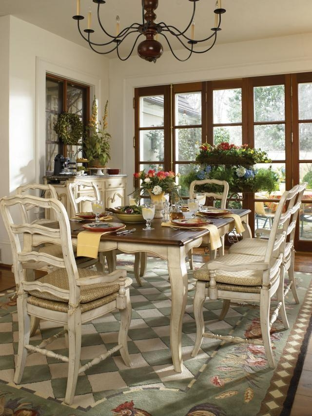 Best 25+ French Country Dining Table Ideas On Pinterest | French Intended For French Country Dining Tables (Image 7 of 20)