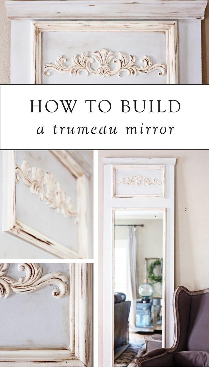 Best 25+ French Mirror Ideas On Pinterest | Antique Mirrors Pertaining To French Style Wall Mirror (Image 6 of 20)