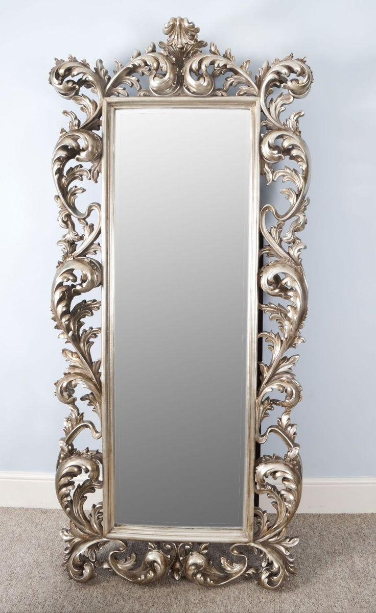 Featured Image of Full Length Vintage Mirror