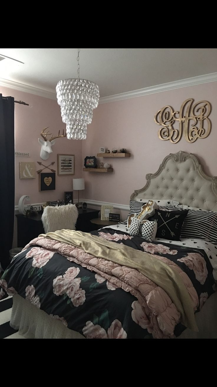 Best 25 Girls Room Chandeliers Ideas On Pinterest Girls Regarding Kids Bedroom Chandeliers (Image 8 of 25)
