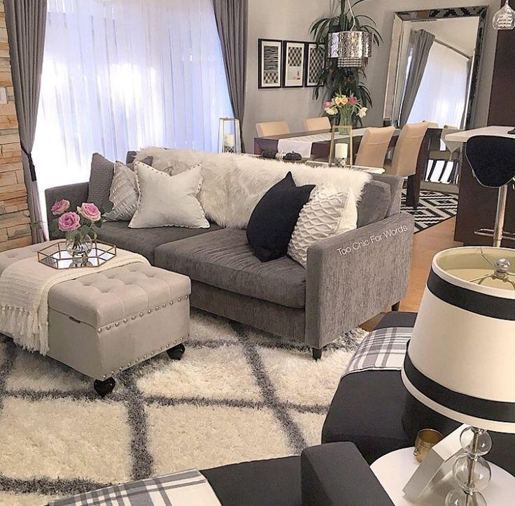 Best 25+ Gray Couch Decor Ideas Only On Pinterest | Gray Couch Within Gray Sofas (Image 11 of 20)
