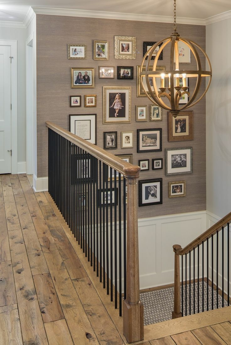 Best 25 Hallway Chandelier Ideas On Pinterest 2 Story Foyer Pertaining To Hallway Chandeliers (Image 5 of 25)