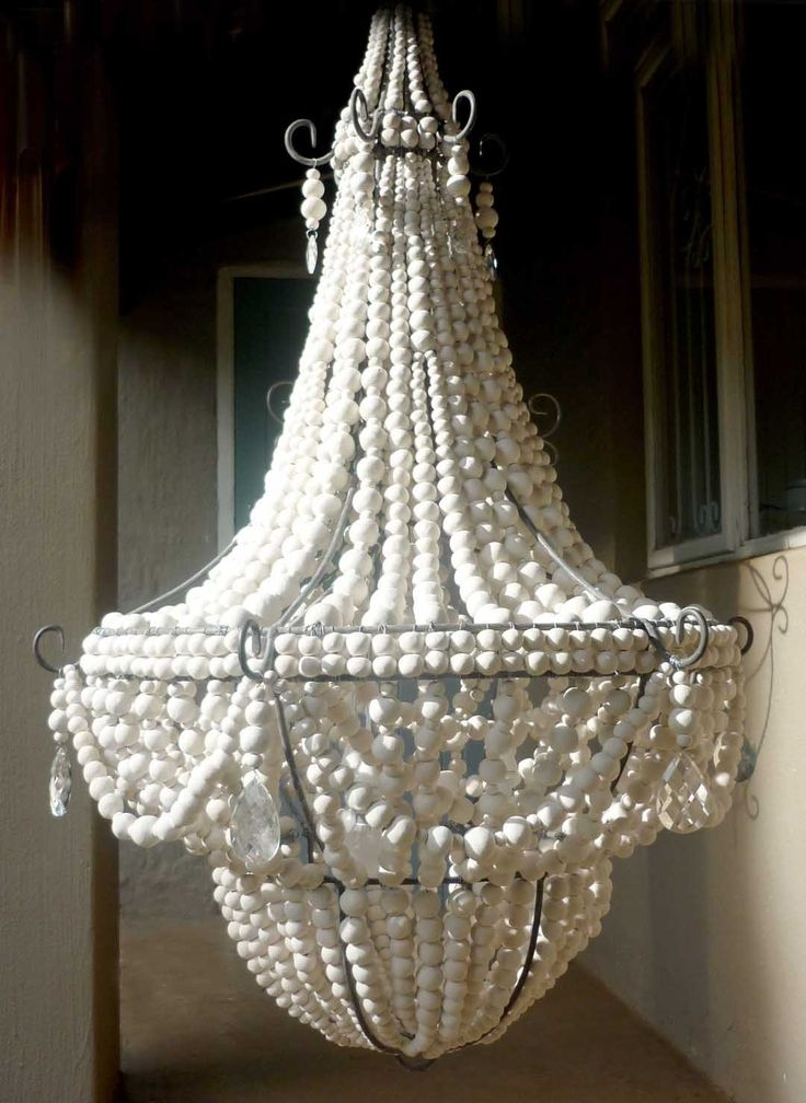 Best 25 Handmade Chandelier Ideas On Pinterest Mobiles Origami With DIY Turquoise Beaded Chandeliers (Image 18 of 25)