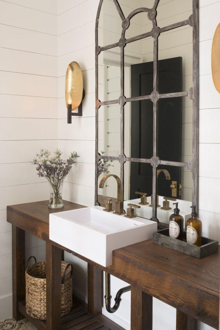 Best 25+ Industrial Bathroom Mirrors Ideas On Pinterest Inside Retro Bathroom Mirror (View 12 of 20)