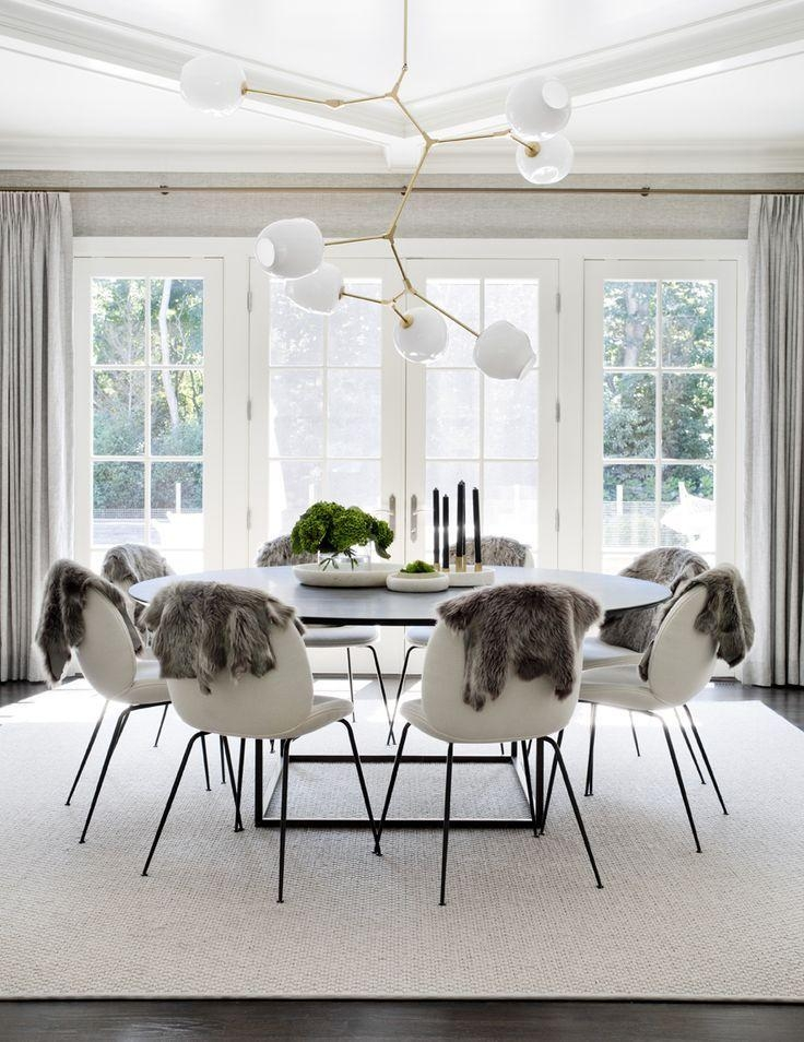 Best 25+ Large Dining Room Table Ideas On Pinterest | Paint Wood With Huge Round Dining Tables (Image 10 of 20)