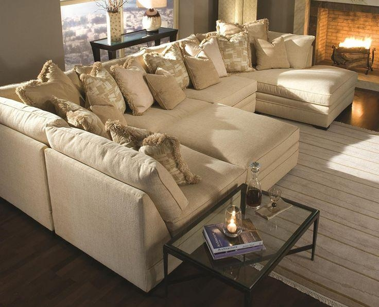 Best 25+ Large Sectional Sofa Ideas Only On Pinterest | Large With Giant Sofa Beds (View 13 of 20)
