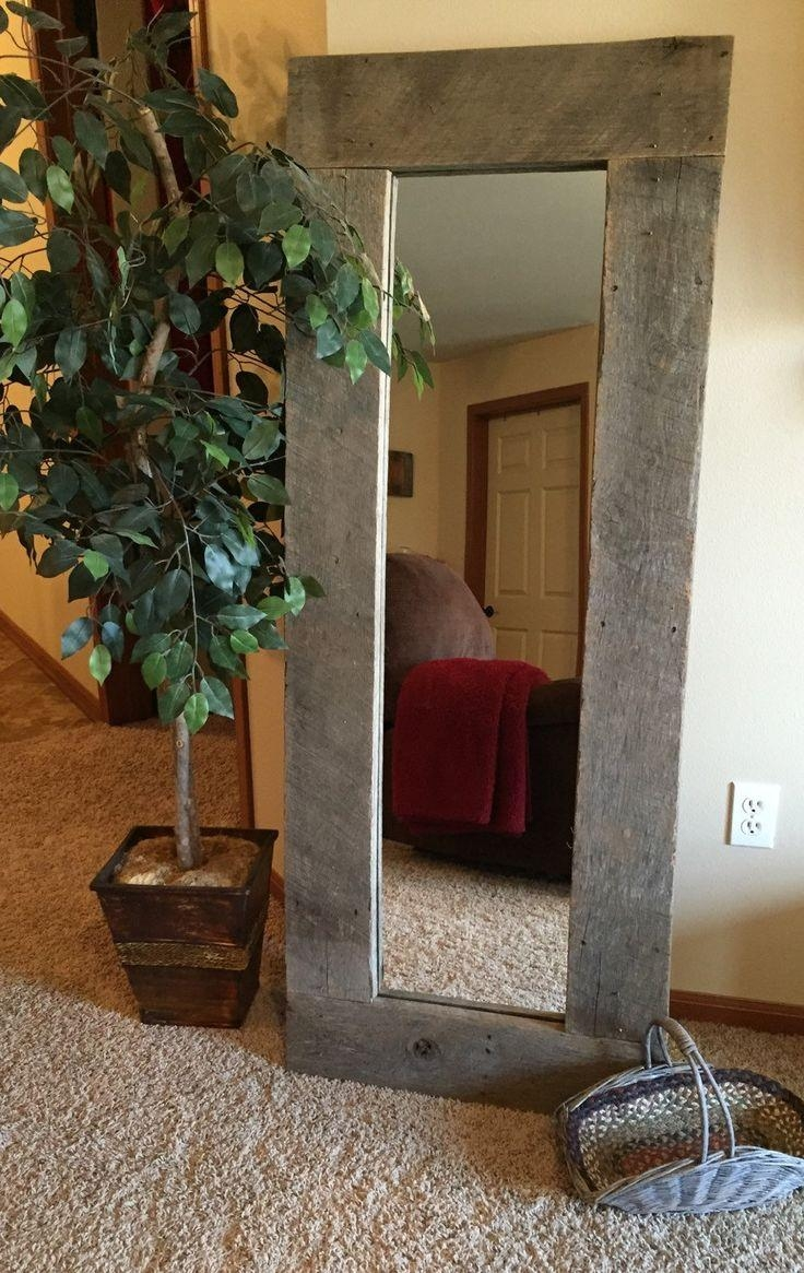 Best 25+ Large Standing Mirror Ideas On Pinterest | Floor Mirrors Throughout Large Long Mirror (Image 6 of 20)