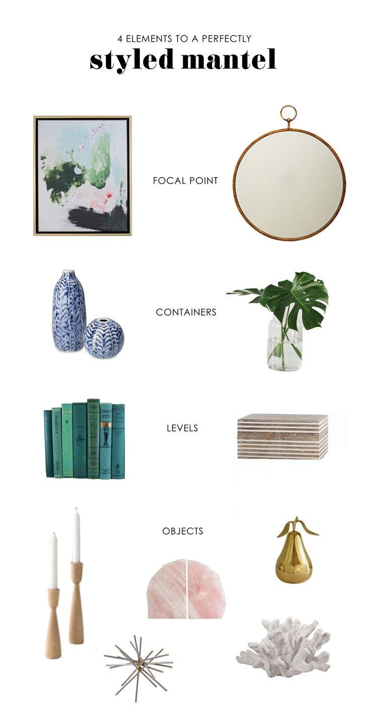 Best 25+ Mantle Mirror Ideas On Pinterest | Fireplace Mirror In Mantle Mirror (Image 9 of 20)