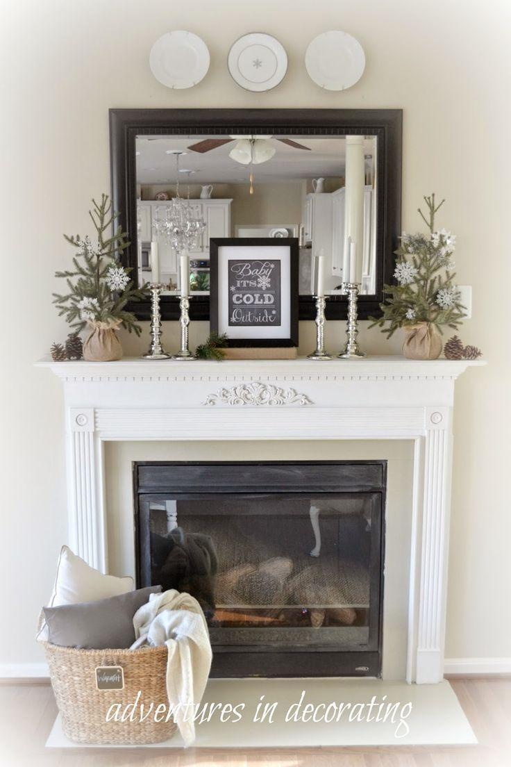 Best 25+ Mantle Mirror Ideas On Pinterest | Fireplace Mirror Inside Mantle Mirror (Image 10 of 20)
